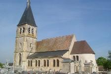 Eglise d'Anet (Eure-et-Loir)