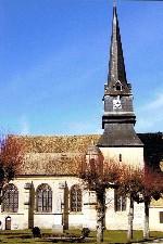 Eglise de Rouvres (Eure-et-Loir)