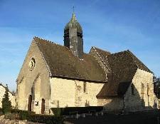 Eglise de Gilles (Eure-et-Loir)