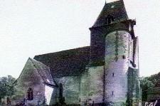 Eglise Saint-Nicolas à Sorel-Moussel (Eure-et-Loir)