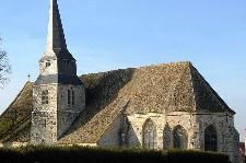 Eglise du Mesnil-Simon (Eure-et-Loir)