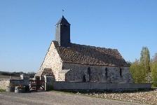 Eglise Saint-Sulpice à Saint-Lubin-de-la-Haye (Eure-et-Loir)