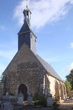 Eglise de Marchezais (Eure-et-Loir)