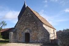 Eglise de Champagne (Eure-et-Loir)
