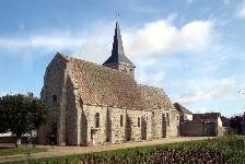 Eglise de Goussainville (Eure-et-Loir)