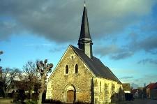 Eglise de Havelu (Eure-et-Loir)