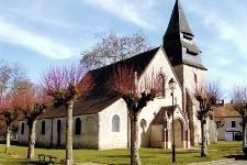 Eglise de Berchères (Eure-et-Loir)