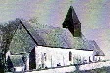 Eglise d'Oulins (Eure-et-Loir)