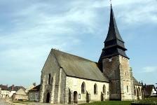 Eglise de Bû (Eure-et-Loir)