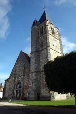 Eglise d'Abondant (Eure-et-Loir)