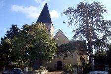 Eglise de Serville (Eure-et-Loir)